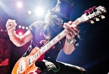 Music / Rock n' Roll \m/(>.<)\m/ / by Neo Ajaka