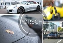 Porsche / Images of Porsche vehicles. Visit Hoffman Porsche online at http://hoffmanporsche.com/