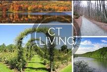 Connecticut Living /  Places to visit and things to see if you live in or around Connecticut!