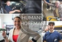 Humans of Hoffman / This board showcases some of the wonderful humans that work at our dealerships.
