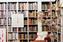 Libraries & Bookcases / by Arianna Belle