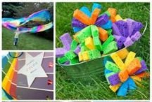 Inner Child Fun | Kids Crafts & Activities / Creative kids crafts and fun ideas for activities! Boredom busters using materials you already have on-hand.