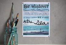 Words and Awesome Stuff! / by Rebecca Sjonger
