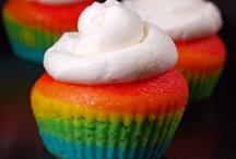 Rainbow Treats / Yummy Rainbow Treats!