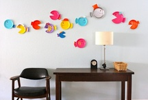 Made with Paper Plates / Creative crafts for kids using paper plates.