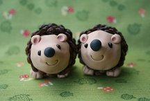 Made with Pinecones / Cute and creative craft ideas using pinecones.