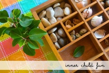 Nature Crafts & Activities / Get the kids outdoors with these activities, or create some crafts to foster a love of nature.