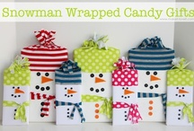 Winter Play for Kids / Kids craft and activity ideas to help you get the most of the Winter season and holiday celebrations.