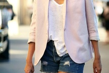 Fashion Fabulous!!  / My pins here are just some ideas for outfits I may wanna try out; or designer's genius creations that I admire. / by Mary Whiteman