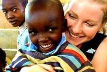 Helping Children / ChildFund believes the well-being of all children leads to the well-being of the world. / by ChildFund