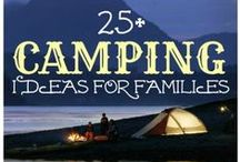 Camping Ideas / by Nicole Miller