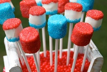 Red, White & Blue [RECIPES]