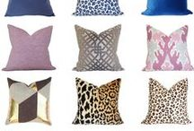 Arianna Belle Pillows / More at http://ariannabelle.com