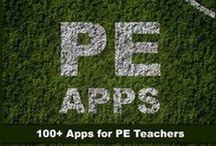 Apps Educació física / by Yvonne Tugues Breysse