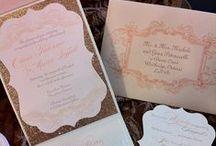 Vintage & Lace Wedding / Romantic, nostalgic, perfect for any season...