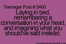 teenager post. / by Ashley Jenkins