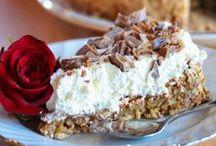 Mat - Dessert og kaker