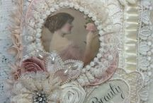 Journals ~ Mixed Media ~Altered Art / by Julie King Attebery
