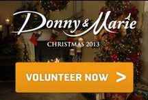 Donny and Marie Tour  / by ChildFund