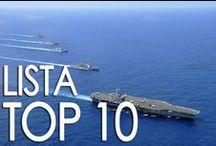 Top 10 / Top 10 to zbiór dziesięciu najlepszych wyników w danej kategorii zebranych i podsumowanych w zgrabnym rankingu.