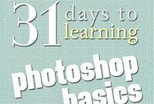 Photography 101 / Photoshop / by Julie King Attebery