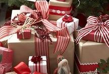 Gift Wrapping Ideas / Gift wrapping...