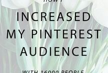 PINTEREST Tips / The best Pinterest hacks and tips from www.luxurycolumnist.com