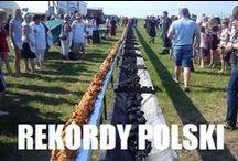 Rekordy Polski / Największe, niezwykłe i często zaskakujące osiągnięcia Polaków.