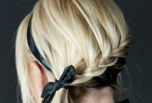 Hair / by Sally Middleton