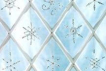 Snowflakes / by Anna Mackenzie