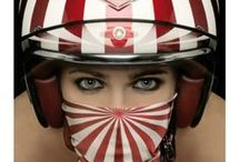 Women and Motorbikes / Female passion for motorbikes  / by Gloria B Aus B