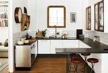 kitchen/dining room / kitchen and dining room decor inspiration