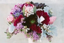 Blissful Bouquets. / by Puff 'n Stuff Catering