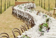 Take a Seat. / by Puff 'n Stuff Catering