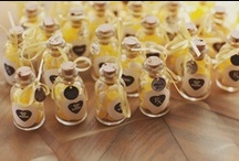 Fabulous Favors. / by Puff 'n Stuff Catering