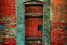 Doors, Arches, Windows and Stairs  / by Toni Newman