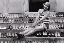 Fancy shoes through history / our shoes on our feet have been loved by women for years come have a look at what took their fancy. / by Fancy Shoe Land