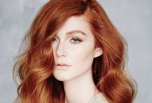 Ginger / duh.