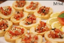 Destination   A Taste of Italy / by Puff 'n Stuff Catering