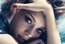 Girl Crush  | p r e t t y  g i r l s / by Tina @MakeupWearables.com