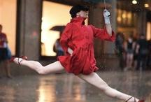 _ Dancing shoes _