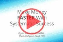 SystematicSuccess.com / Make Money FASTER With Systematic Success / by Andrew Cocks