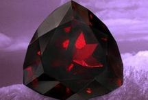 "Garnet / An album inspired by, and containing, our Arizona ""Anthill"" Garnet! In a class of its own."