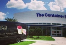 Orlando Container Store VIP Opening. / by Puff 'n Stuff Catering