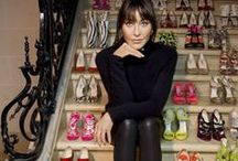 Fancy Celebrity Shoes / We know you love fancy shoes so do these celebrities check out their fancy foot wear. / by Fancy Shoe Land