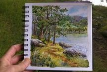 Sketchbook Inspiration / by Alicia Wyatt