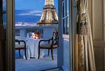 Parisian Hotels