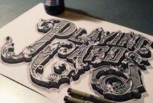 Typography / by Alicia Wyatt