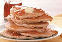 Pancakes, Waffles, & French Toast - oh my! / by Connie Bethel