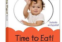 Board Books to use with Signing Babies / Our favorite board books to use with signing babies